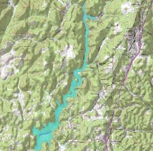 NID Parker Dam